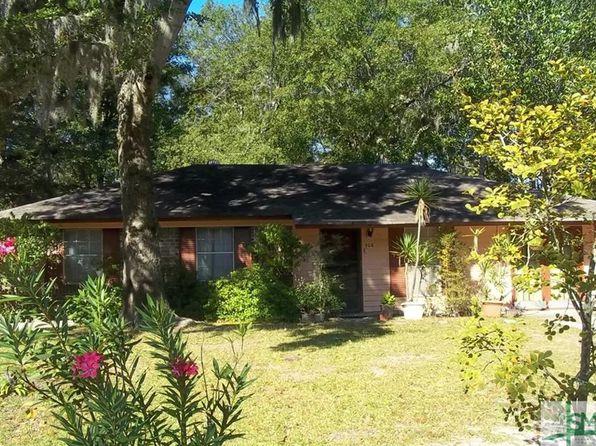 4 bed 2 bath Single Family at 206 Kevin Dr Savannah, GA, 31406 is for sale at 95k - google static map