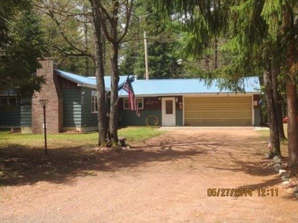 2 bed 1 bath Single Family at 6087 Thompson Rd Land O Lakes Wi. Land O Lakes, WI, 54540 is for sale at 99k - 1 of 16