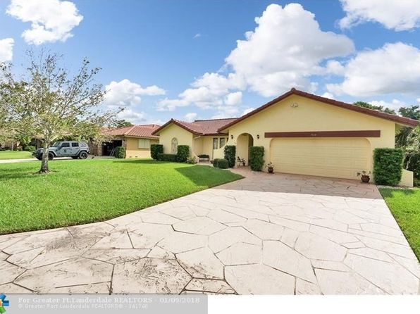 3 bed 2 bath Single Family at 7010 NW 39th St Coral Springs, FL, 33065 is for sale at 350k - 1 of 32
