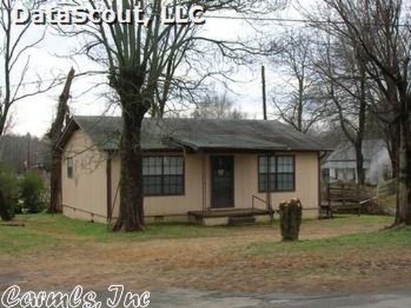 2 bed 1 bath Single Family at 200 E Main St Plumerville, AR, 72127 is for sale at 43k - google static map