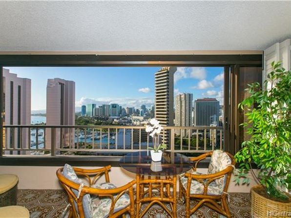 2 bed 2 bath Townhouse at 1778 Ala Moana Blvd Honolulu, HI, 96815 is for sale at 396k - 1 of 25