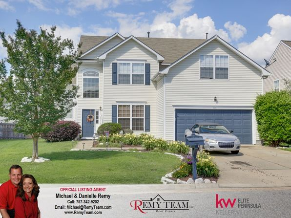 5 bed 3 bath Single Family at 827 Wyemouth Dr Newport News, VA, 23602 is for sale at 325k - 1 of 30