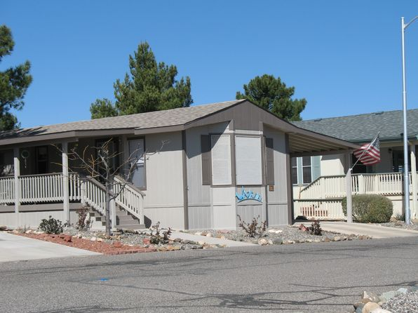 2 bed 2 bath Mobile / Manufactured at 2050 W State Route 89a Cottonwood, AZ, 86326 is for sale at 50k - 1 of 14