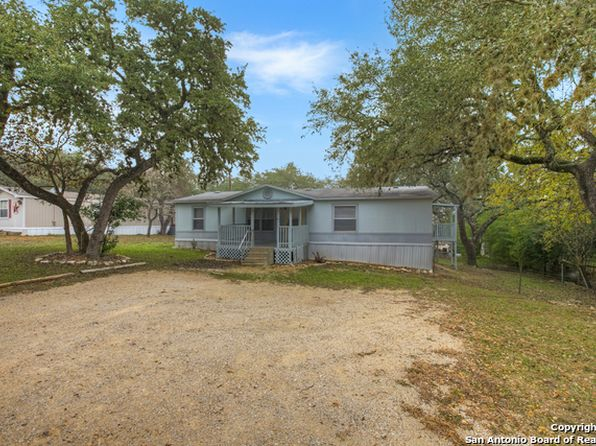 3 bed 2 bath Mobile / Manufactured at 339 QUAIL RUN ST CANYON LAKE, TX, 78133 is for sale at 89k - 1 of 18