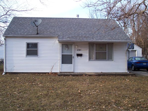 2 bed 1 bath Single Family at 137 Winding Ln Rantoul, IL, 61866 is for sale at 6k - 1 of 4