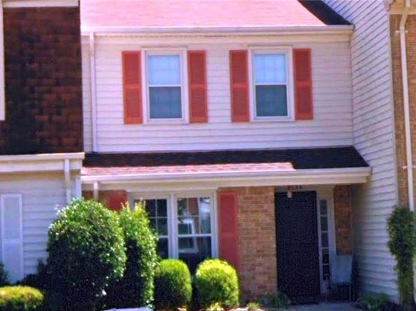 2 bed 3 bath Townhouse at 1538 Jameson Dr Virginia Beach, VA, 23464 is for sale at 146k - google static map