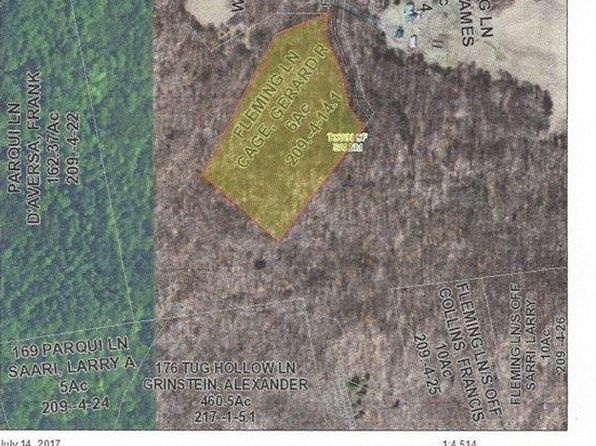 null bed null bath Vacant Land at 0 Fleming La Salem, NY, 12865 is for sale at 27k - google static map
