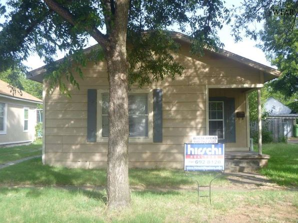 2 bed 1 bath Single Family at 1906 Taylor St Wichita Falls, TX, 76309 is for sale at 35k - 1 of 11