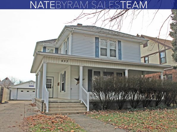4 bed 2 bath Single Family at 623 E Penn St Hoopeston, IL, 60942 is for sale at 95k - 1 of 33