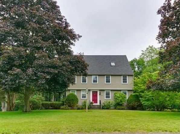 4 bed 2.5 bath Single Family at 20 Spruce Rd Medway, MA, 02053 is for sale at 510k - 1 of 30