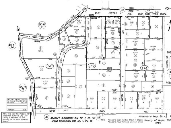 null bed null bath Vacant Land at 2845 CARLOS ST NAPA, CA, 94558 is for sale at 400k - google static map