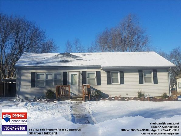 4 bed 1 bath Single Family at 314 S Sycamore St Ottawa, KS, 66067 is for sale at 95k - 1 of 19