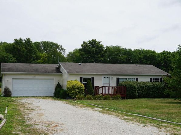 4 bed 2.75 bath Mobile / Manufactured at 3632 County Farm Rd Salem, IL, 62881 is for sale at 109k - 1 of 23