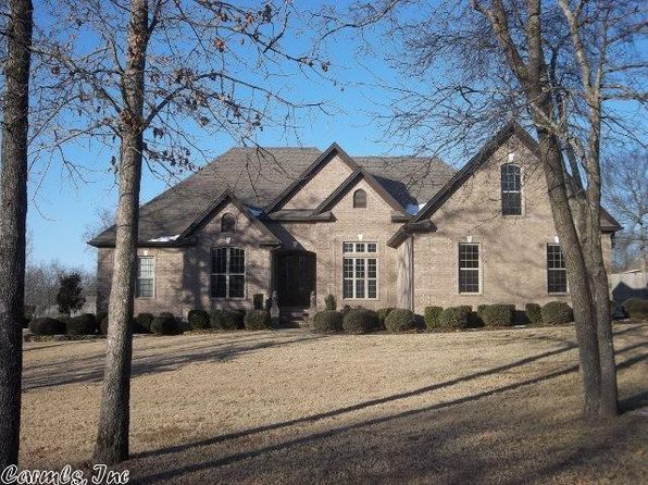 4 bed 3 bath Single Family at 116 VIRGINIA WAY SEARCY, AR, 72143 is for sale at 340k - 1 of 37