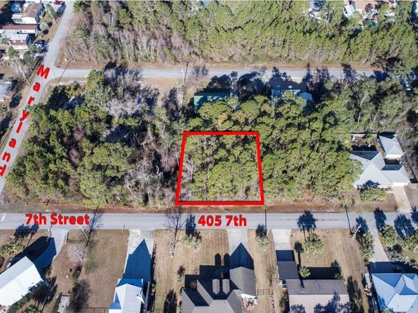 null bed null bath Vacant Land at 405 7th St Mexico Beach, FL, 32456 is for sale at 55k - 1 of 2