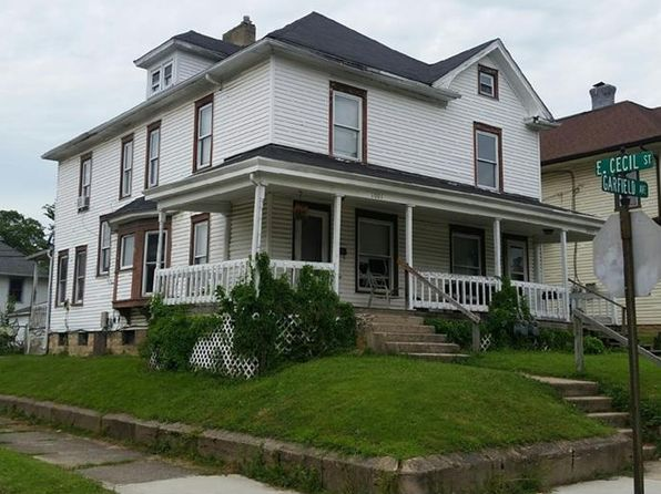 6 bed 2 bath Multi Family at 1001 Garfield Ave Springfield, OH, 45504 is for sale at 75k - 1 of 3