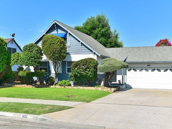 4 bed 2 bath Single Family at 651 N Lyman Ave Covina, CA, 91724 is for sale at 634k - 1 of 26