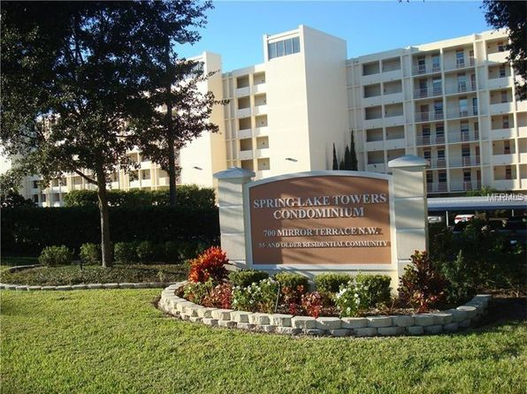2 bed 2 bath Condo at 700 Mirror Ter NW Winter Haven, FL, 33881 is for sale at 79k - 1 of 22