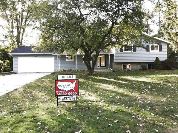 4 bed 2 bath Single Family at 322 Sandy Ridge Ct Midland, MI, 48640 is for sale at 160k - 1 of 20