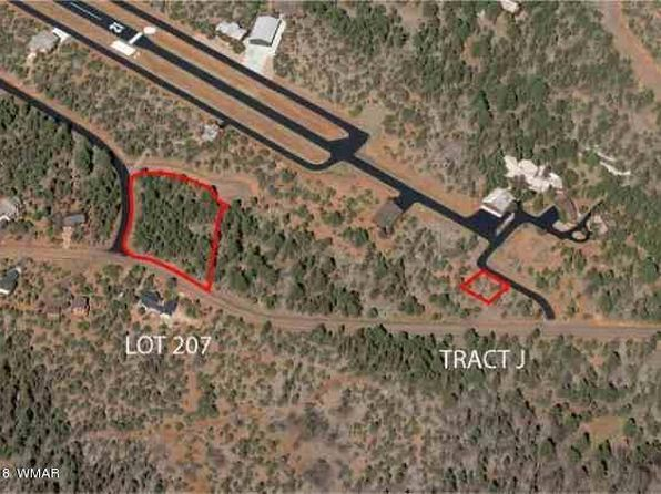 null bed null bath Vacant Land at 2833 Thunderbolt Overgaard, AZ, 85933 is for sale at 189k - 1 of 5