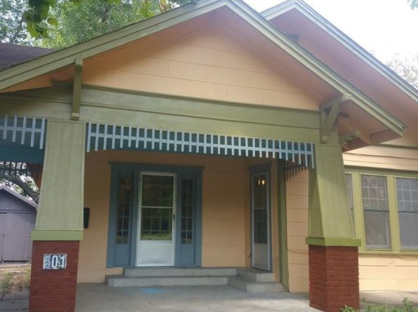 3 bed 2 bath Single Family at 501 Park St Commerce, TX, 75428 is for sale at 79k - 1 of 19