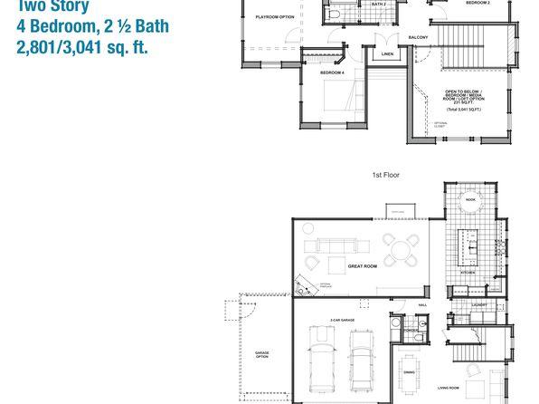 new construction - Jkb Homes Floor Plans