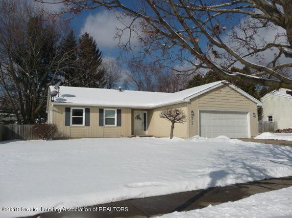 3 bed 2 bath Single Family at 5593 Wood Valley Dr Haslett, MI, 48840 is for sale at 168k - 1 of 40