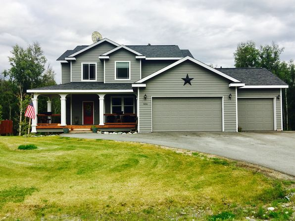 4 bed 4 bath Single Family at 5896 E Fetlock Dr Wasilla, AK, 99654 is for sale at 440k - 1 of 48