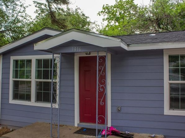 2 bed 1 bath Single Family at 1416 Conroy St Bryan, TX, 77808 is for sale at 121k - 1 of 7