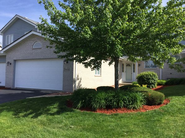 3 bed 3 bath Townhouse at 19434 Cranfield Ln Tinley Park, IL, 60487 is for sale at 240k - google static map