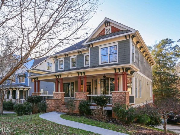 5 bed 4 bath Single Family at 1375 Thomas Rd Decatur, GA, 30030 is for sale at 739k - 1 of 36
