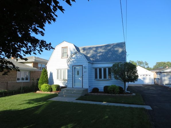 3 bed 2 bath Single Family at 7605 Odell Ave Bridgeview, IL, 60455 is for sale at 168k - 1 of 33