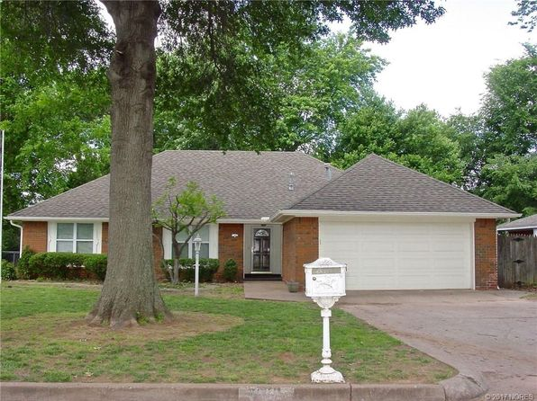 4 bed 2 bath Single Family at 7512 S Date Pl Broken Arrow, OK, 74011 is for sale at 135k - 1 of 25