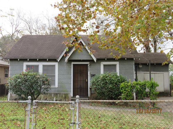 2 bed 1 bath Single Family at 3930 Caplin St Houston, TX, 77026 is for sale at 63k - 1 of 9