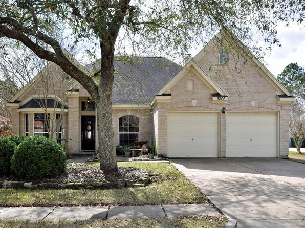 4 bed 3 bath Single Family at 3806 HILLBROOK DR PEARLAND, TX, 77584 is for sale at 277k - 1 of 24