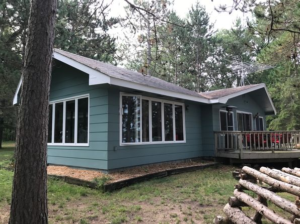 4 bed 2 bath Single Family at N8411 Island Lake Rd Spooner, WI, 54801 is for sale at 319k - 1 of 31