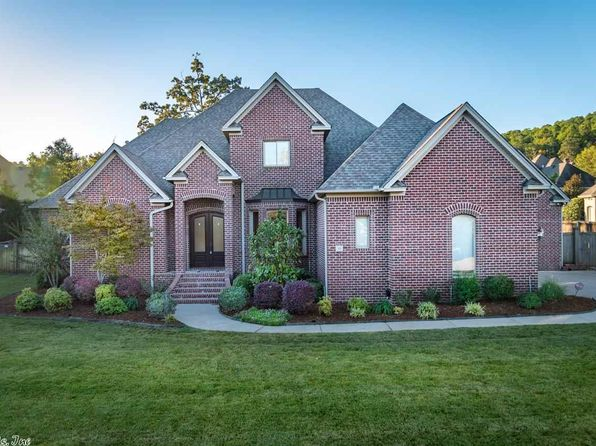 4 bed 4 bath Single Family at 35 Maisons Dr Little Rock, AR, 72223 is for sale at 515k - google static map