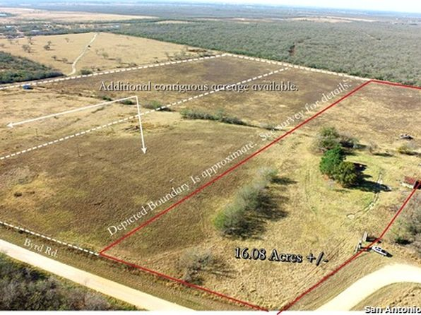 null bed null bath Vacant Land at 718 Byrd Rd Pleasanton, TX, 78064 is for sale at 137k - 1 of 4