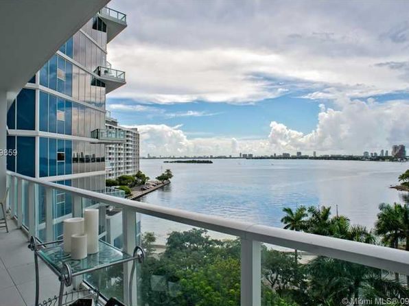 1 bed 2 bath Condo at 2020 N Bayshore Dr Miami, FL, 33137 is for sale at 599k - 1 of 6