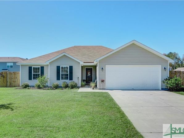 3 bed 2 bath Single Family at  35 Crossgate Way Guyton, GA, 31312 is for sale at 148k - 1 of 30