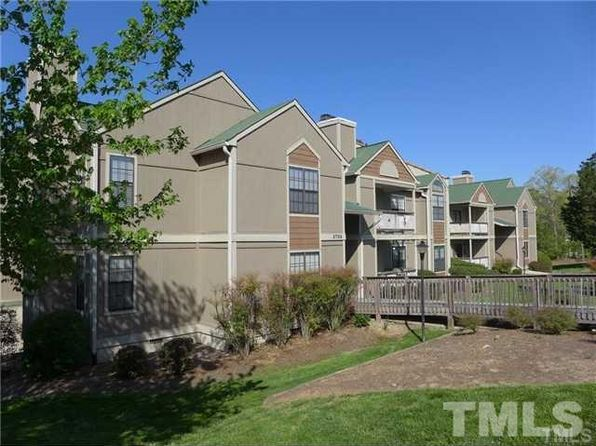 2 bed 2 bath Condo at 3700 Chimney Ridge Pl Durham, NC, 27713 is for sale at 80k - 1 of 4