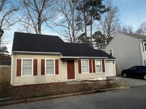 3 bed 2 bath Condo at 179 Olde Towne Run Newport News, VA, 23608 is for sale at 140k - 1 of 13