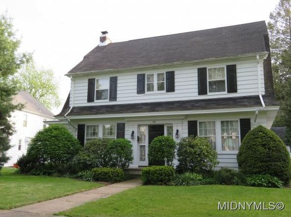 4 bed 3 bath Single Family at 106 Arlington Rd Utica, NY, 13501 is for sale at 185k - 1 of 20