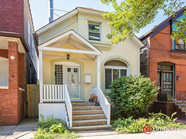 3 bed 2 bath Single Family at 2433 W Huron St Chicago, IL, 60612 is for sale at 539k - 1 of 19