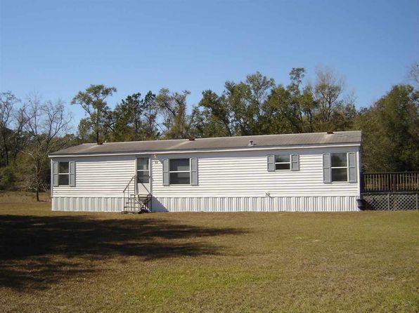 3 bed 2 bath Mobile / Manufactured at 50 Garner Cir N Crawfordville, FL, 32327 is for sale at 75k - 1 of 18