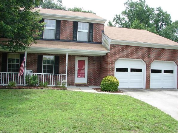 4 bed 3 bath Single Family at 2700 Spinners Way Chesapeake, VA, 23323 is for sale at 240k - 1 of 27