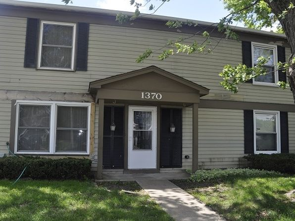 2 bed 1 bath Condo at 1370 N Glen Cir Aurora, IL, 60506 is for sale at 75k - 1 of 28