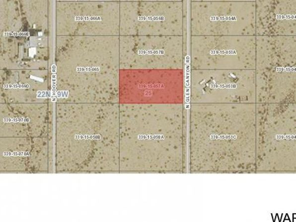 null bed null bath Vacant Land at  GLEN CANYON RD GOLDEN VALLEY, AZ, 86413 is for sale at 8k - google static map