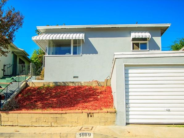 3 bed 1 bath Single Family at 1869 Marney Ave Los Angeles, CA, 90032 is for sale at 490k - google static map