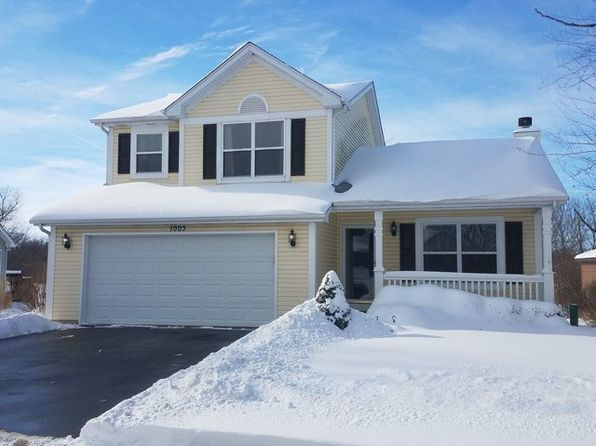 3 bed 3 bath Single Family at 1003 N Oak Creek Dr Genoa, IL, 60135 is for sale at 196k - 1 of 27